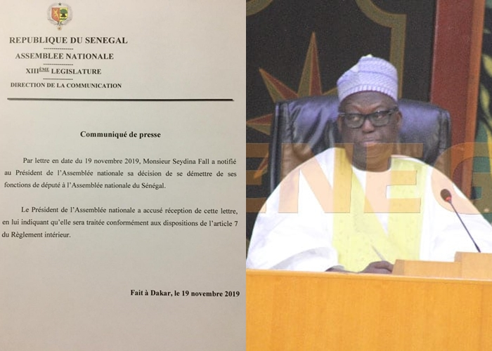 Demission De Bougazelli Niasse Confirme Document Xibar24